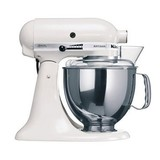 Kitchen Aid keuken machine KSM150 wit // 5KSM150PSWH Aktieprijs //