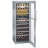 Wijnklimaatkastkast WTes5972 211 fles 2 temperatuur zones en glasdeur merk Liebherr