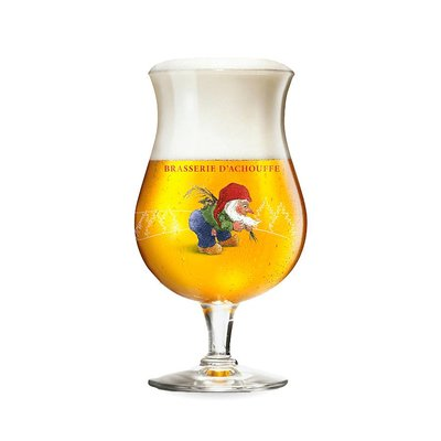 LA CHOUFFE Beer Glass