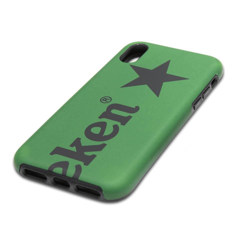 Heineken iPhone X Case Groen