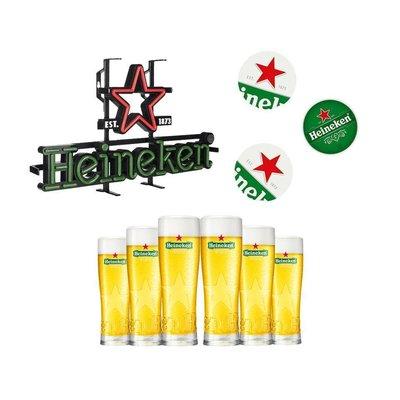 Heineken Bar Set Bundle - Groot