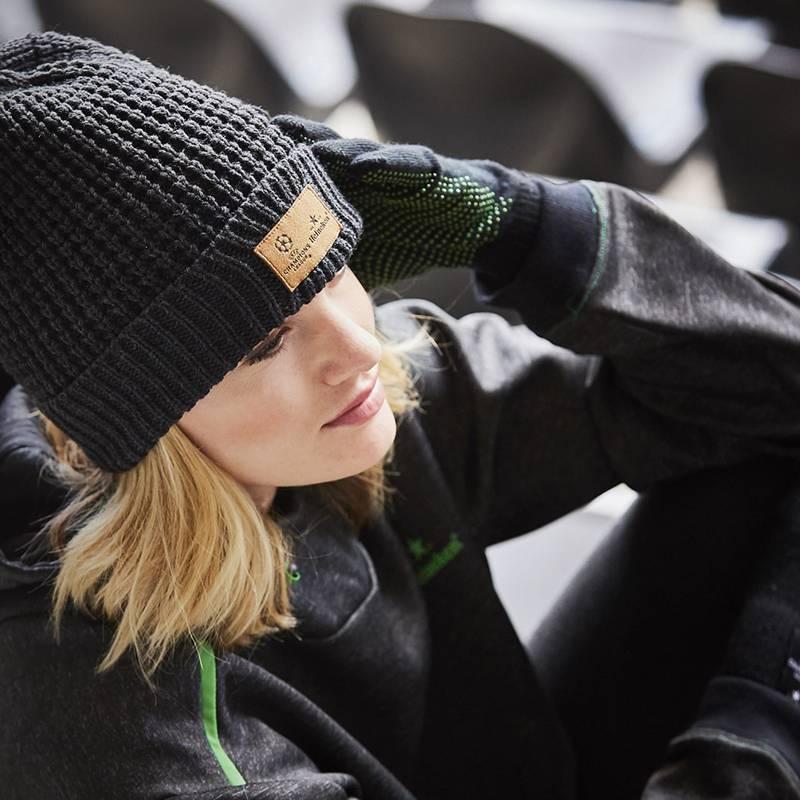 Heineken UEFA Champions League zwarte handschoenen