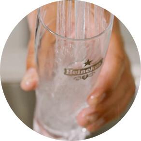 SPOEL HET GLAS