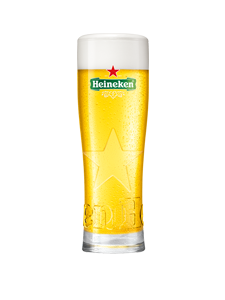Heineken Star glasses (6 PCS)