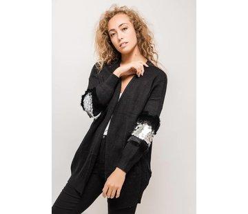 Fancy Sleeves Black