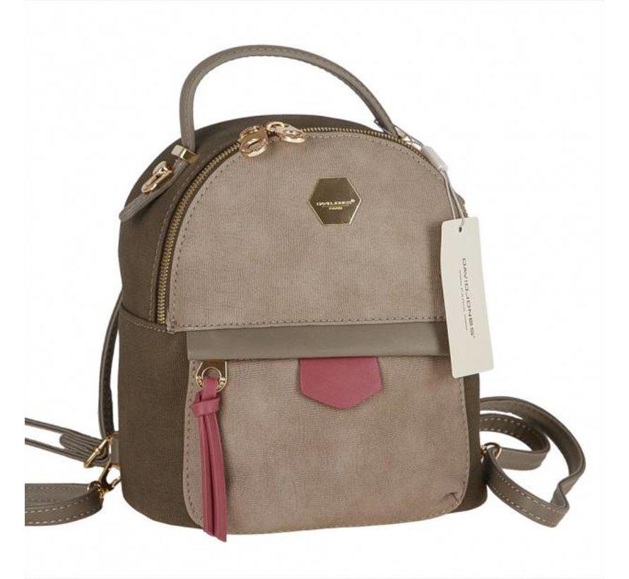 Compact Backpack Kaki