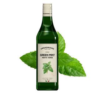 ODK - ORSA green mint - groene munt cocktail en fruit siroop