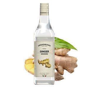 ODK - ORSA ginger - gember cocktail en fruit siroop