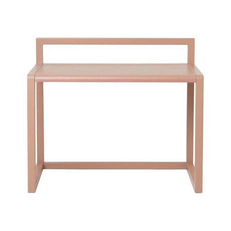 Ferm Living Little Architect desk rosewood 70x45x60cm