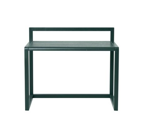 Ferm Living Architect desk Little dark green 70x45x60cm
