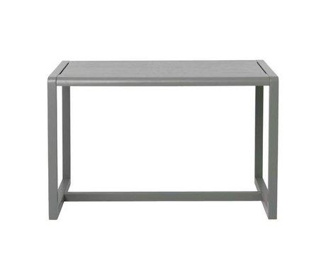 Ferm Living Tableau Petit Architecte bois gris 76x55x43cm