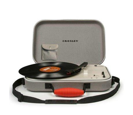 Crosley Radio Crosley Radio-Crosley Messenger grau 39x29,8x9cm