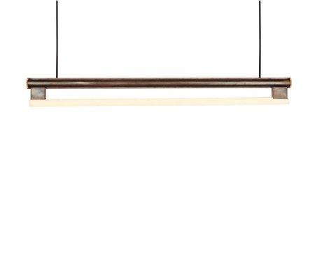 Frama Hanglamp Eiffel brass metaal 1000mm
