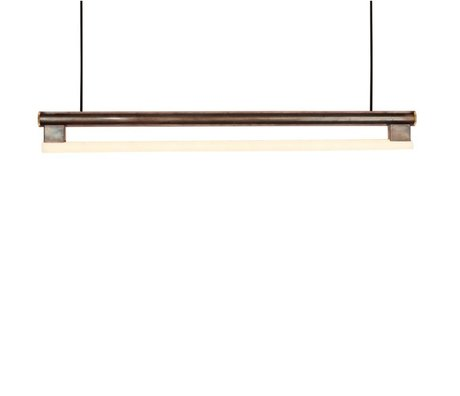 Frama Pendant lamp Eiffel brass metal 1000mm