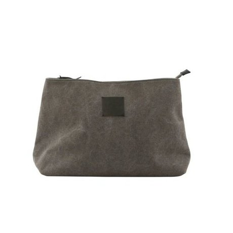 Housedoctor Toiletry gris, nylon 32x12x24cm gris