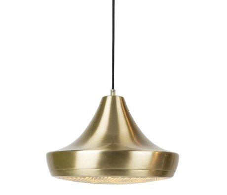 Zuiver Pendant Light Pendant Gringo gold metal 35x25cm