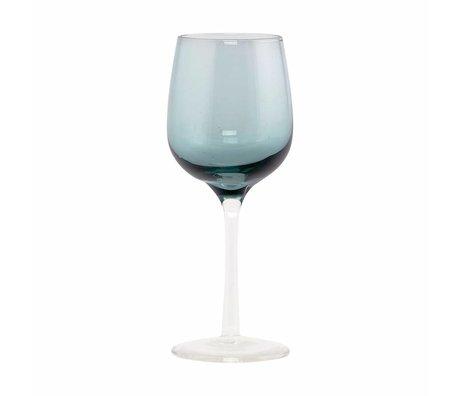 Housedoctor Liqueur boule en verre verre vert H: 13cm