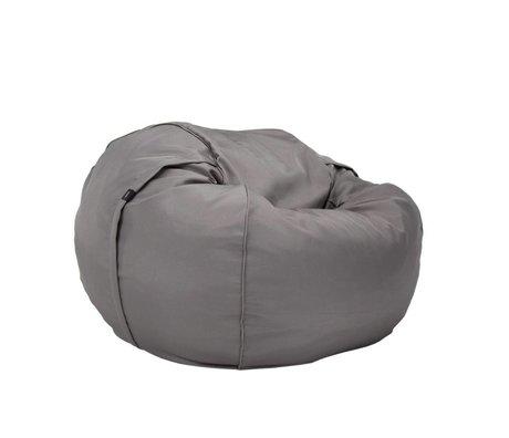 Vetsak intriqués extérieur gratuit unique Ø110x70cm polyester gris 600 litres