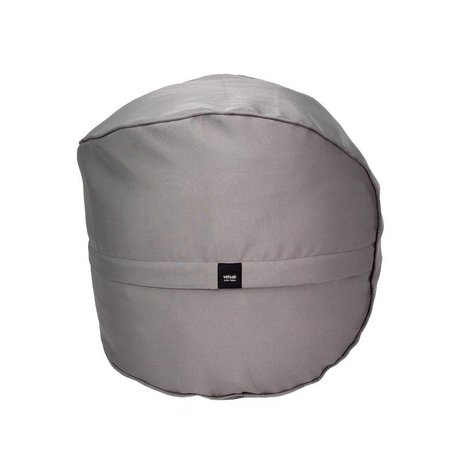 Vetsak Footstool Free outdoor gray polyester Ø60x60cm 100 liter