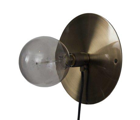 Frama Wandlamp Frama brons Ø25cm
