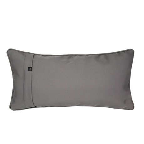 Vetsak Kissen im Freien gratis grau Polyester 60x30cm