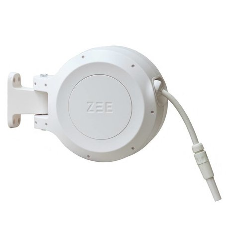 ZEE Mirtoon enrouleur 10m blanc