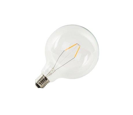 Zuiver Lampenbol Bulb Globe LED 13x13x19cm