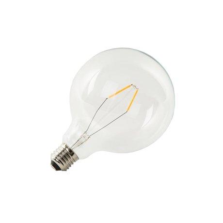 Zuiver Ampoule Bulb Globe LED 13x13x19cm