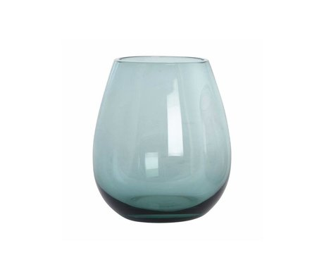 Housedoctor Glass Ball green glass h: 10 cm
