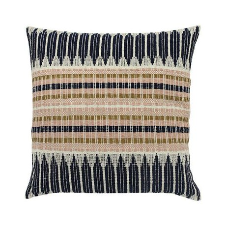 HK-living Cushion Aztec multicolour cotton 43x43cm
