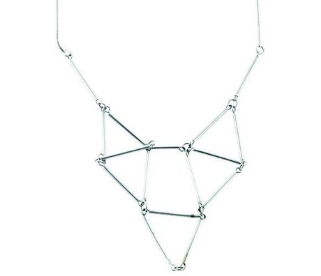 Housedoctor Silver-colored metal chain Trangels L54cm