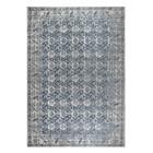 Zuiver Floor cover Malva denim blue cotton 300x200cm