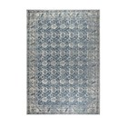 Zuiver Floor cover Malva denim blue cotton 240x170cm