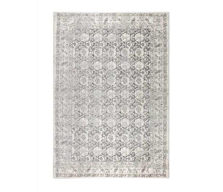 Zuiver Floor cover Malva light gray cotton 240x170cm