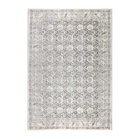 Zuiver Teppich Malva grau Baumwolle 240x170cm
