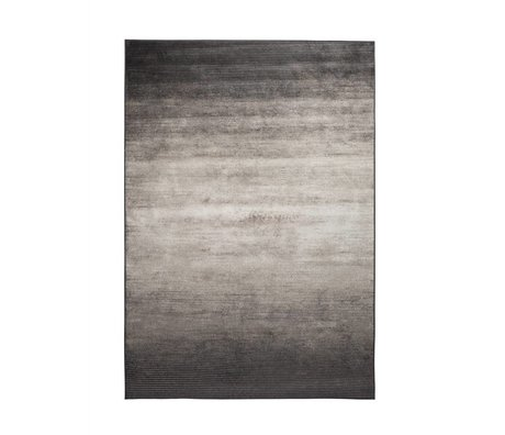 Zuiver Obi tapis gris textile 240x170cm
