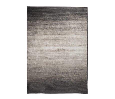 Zuiver Floor cover Obi gray textile 300x200cm