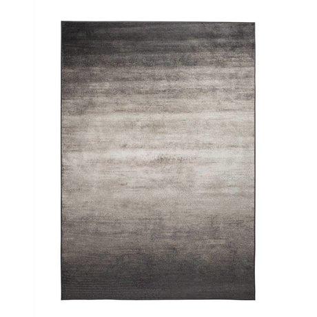 Zuiver Obi tapis gris textile 300x200cm