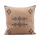 Housedoctor Cushion cover Inka nude pink linen 50x50cm