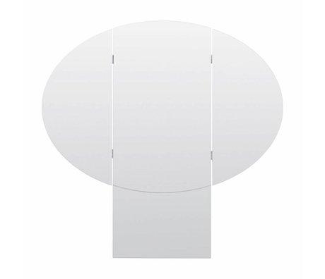 Housedoctor Mushroom Spiegelglas Ø110cm