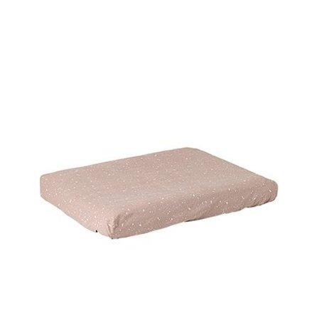 Ferm Living matelas à langer Chut coton gris - Copy
