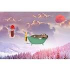 Arty Shock Peinture de beaux rêves de la 90x60cm plexiglass multicolore