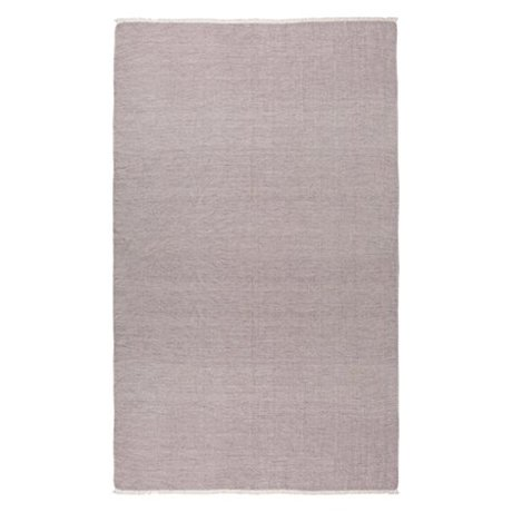 Ferm Living Tablecloth Blend bordeaux red 240x140cm