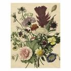 KEK Amsterdam Houten paneel  Wild Flowers M 60x80cm