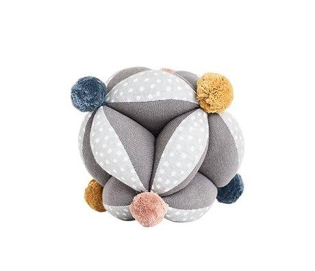 OYOY Baby Ball Juggeling Multicolor Baumwolle Ø13