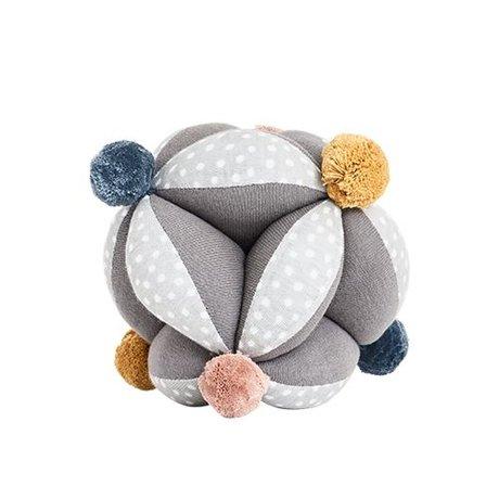 OYOY balle bébé Juggeling coton multicolore Ø13