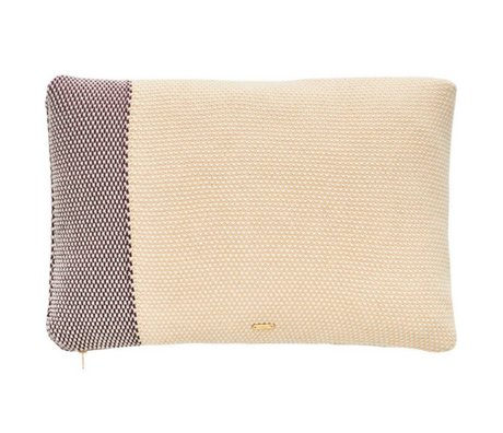OYOY Jewelery cushion Koke Cushion multicolor cotton 40x60cm
