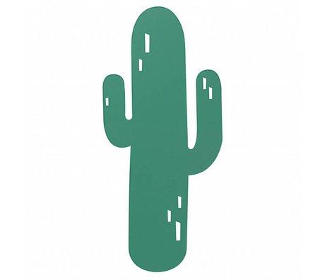 Ferm Living Applique Cactus 21x47cm chêne vert