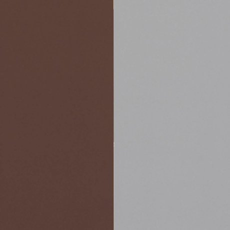 Ferm Living Wallpaper Thick Lines burgundy red gray 53x1000cm