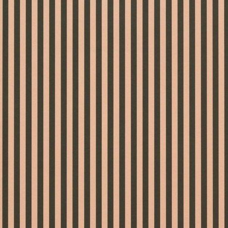 Ferm Living Dünne Linien Tapete grün pink 53x1000cm